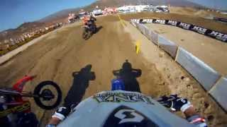 GoPro HD: Pala Lucas Oil AMA Motocross 2011