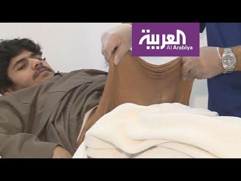 خالد الشاعري يتخلى عن لقب أضخم رجل على وجه الأرض  - نشر قبل 18 ساعة