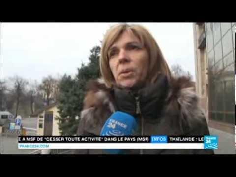 La russie ne cache plus son intention d'intervenir, 6000 soldats russes en renfort. Info (France 24)