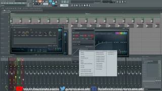 Peak Controller Bass And Chord Mixing Technique Sancus