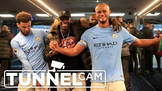 17 IN A ROW! | TUNNEL CAM | Manchester City 4-0 Bournemouth