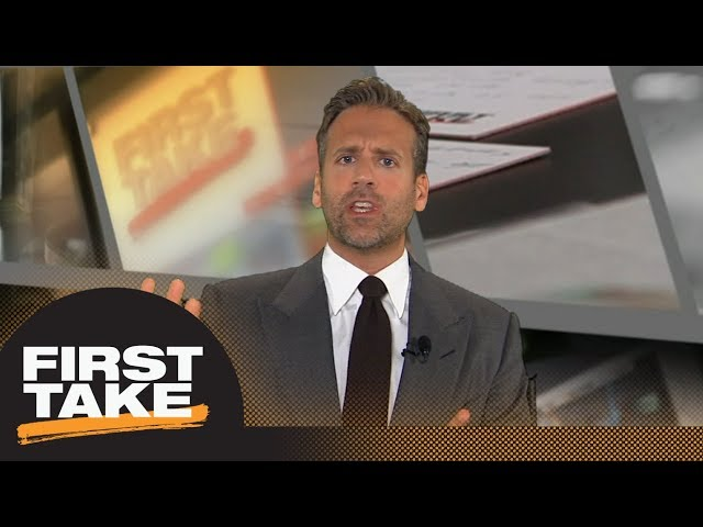 Max Kellerman: Brett Favre was never as good as Aaron Rodgers is now | First Take | ESPN