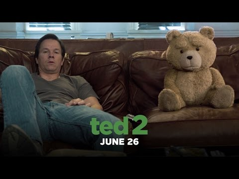 """Ted 2 - Clip: """"'Ted and John Watch Law and Order"""" (HD)"""