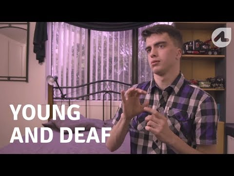 Young and Deaf: Dean's Story