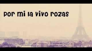 La vivo rozas (Edith Piaf) – Joëlle Rabu  – Esperanto music