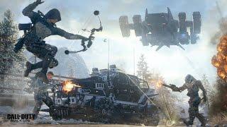 Обзор Call of Duty Black Ops 3 - прорывной COD и одна из самых красивых игр на сегодня
