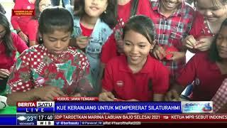 Perayaan Imlek di SMP Kanisius Kudus Berpesan Berbagi Sesama
