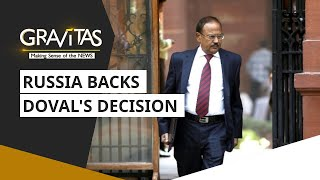 Gravitas: NSA Doval leaves SCO meet after Pak's provocation | WION