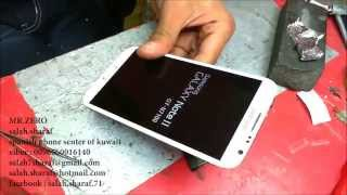 how to repair note 2 only logo or no power by EMMC {HD}