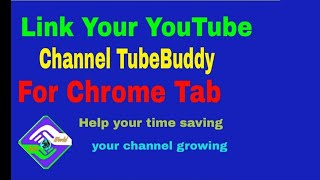 how to TubeBuddy install and setup you tube channel