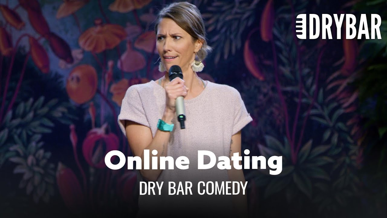 Download Online Dating Can Be Brutal - Dry Bar Comedy