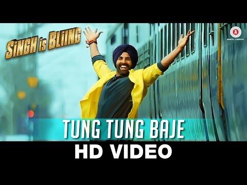 Tung Tung Baje - Singh Is Bliing | Akshay Kumar & Amy Jackson | Diljit Dosanjh & Sneha Khanwalkar