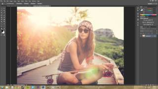 Photoshop CS6 Tutorial - 16 - Using the Zoom Tool