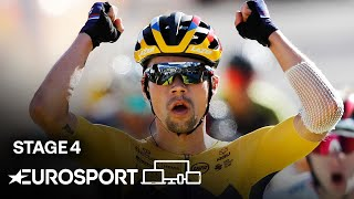 Tour de France 2020 - Stage 4 Highlights | Cycling | Eurosport