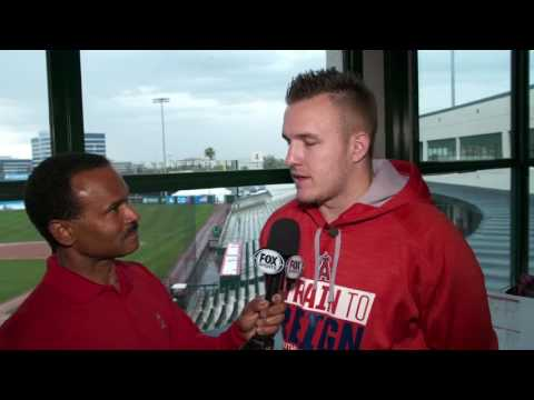 Spring Training Minute: Mike Trout