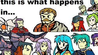 This is what happens in... Fire Emblem: The Sacred Stones. [FE8 Plot Review]