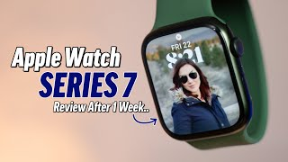 Apple Watch 7 Review - Apple HID THESE Changes from us..