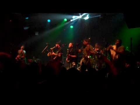 Streetlight Manifesto (live) - The Big Sleep - 9/20/09 - Highline Ballroom