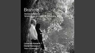 Variations sur un thème de Schumann, Op. 23: X. Variation IX