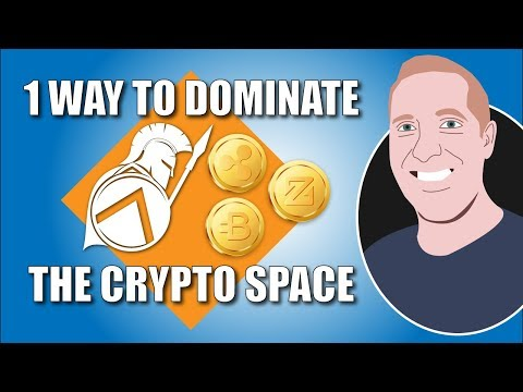 How To Dominate In The Crypto Currency & Bitcoin Space In The Next 3 Months