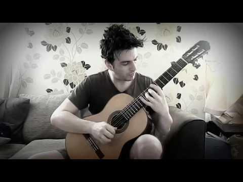 Lagu spongebob pake gitar mantap......!!!!