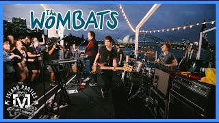 The Wombats - Channel [V] Island Parties 2015 - Sydney Harbour Live