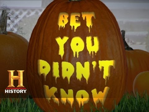 Bet You Didn't Know: Halloween | History