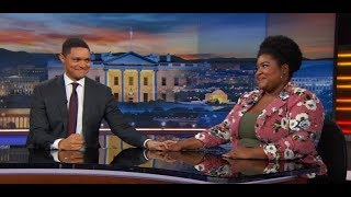 New York Fashion Week, Where Cultural Appropriation Never Goes Out of Style: The Daily Show-Trevor