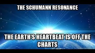 The Schumann Resonance Is Spiking  As Mother Earth Is Awakening And Preparing For A Great Shift!!!