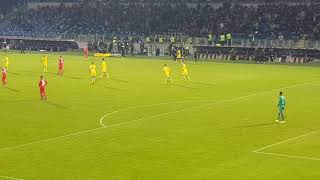 FROSINONE 1 vs Fiorentina  1