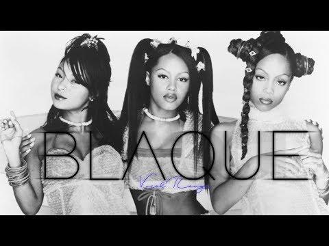 Blaque Shamari, Natina & Brandi Vocal Range G♯2B5