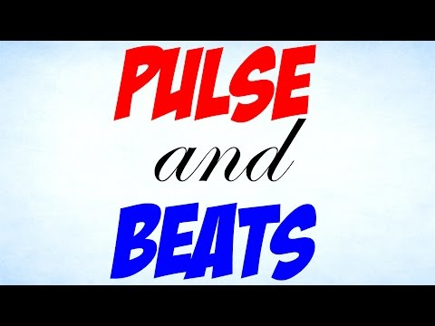 Music Theory - Lesson 1 - Pulse and Beats