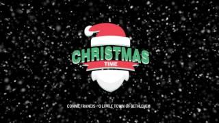 Connie Francis - O Little Town of Bethlehem