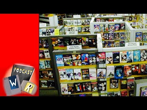 Video Rental Store Memories - Weekend Rental Podcast