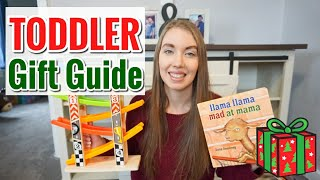 CHRISTMAS 2020 TODDLER GIFT GUIDE | AFFORDABLE HOLIDAY GIFT IDEAS FOR KIDS | LivingThatMamaLife