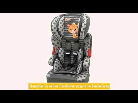 Osann E102122146 Kinderautositz BeLine SP Luxe Giraffe 2014