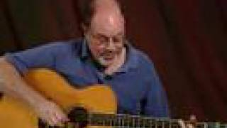 "Stefan Grossman teaches ""Cocaine Blues"""
