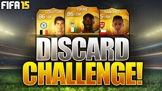 FIFA 15 DISCARD PACK CHALLENGE!!! INSANE HALF A MILLION COIN PLAYER!!! Discard Packs With Nepenthez