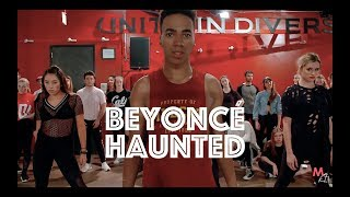 Beyoncé - Haunted | Hamilton Evans Choreography