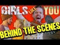 Behind The Scenes - Girls Like You -  (Walk off the Earth)