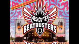 Beatbusters, Def P - wrijving