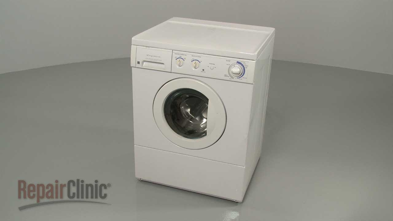 maxresdefault frigidaire front load washer disassembly, repair help youtube  at highcare.asia