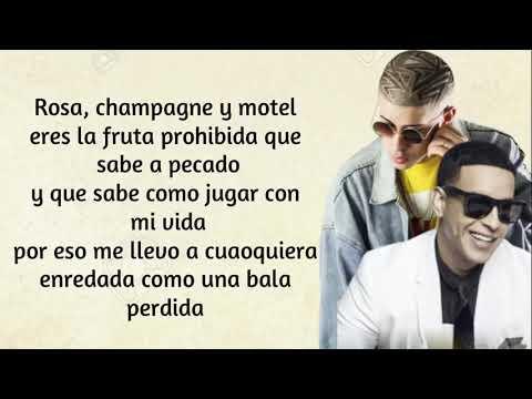 Daddy Yankee Ft. Bad Bunny - Vuelve [Letra Oficial]