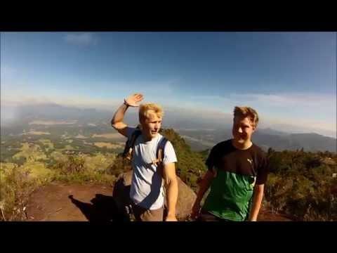 Backpacking Sulawesi and Bali 2015 (GoPro)