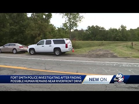 Steve Knoll - Possible Human Remains Discovered Near Marshall's Museum