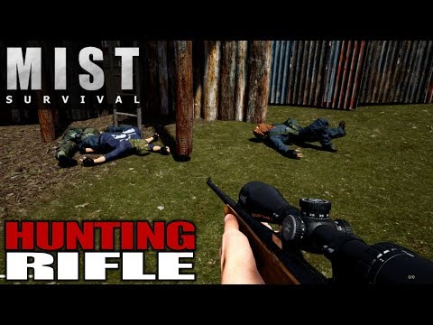 HUNTING RIFLE | Mist Survival | Let's Play Gameplay | S01E58