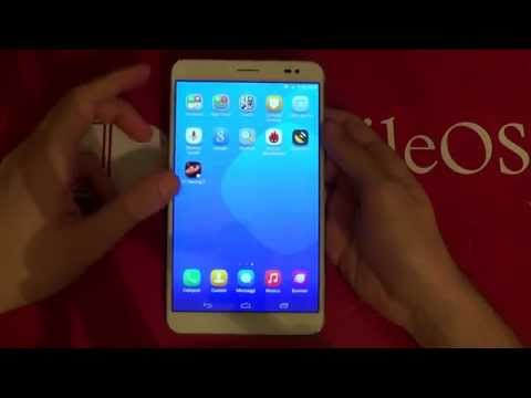 "Recensione Huawei Mediapad X1 7.0 - Tablet 3G con Sim Android 7"" FULL HD - MobileOS.it"