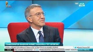 Ahmet AĞAOĞLU - TRT Spor - Basın Tribünü