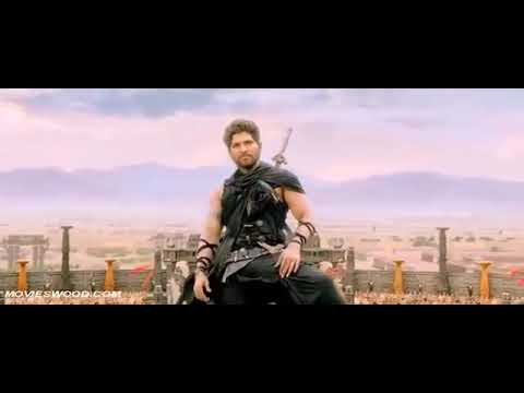 Download Rudramadevi movie telugu super dialogue styles star Allu Arjun entry exlent dialogue