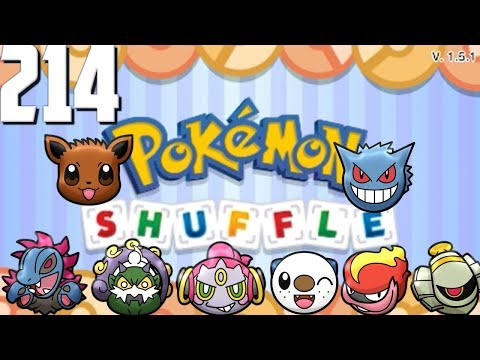 I'M BACK!!! Pokemon Shuffle - Hoopa, Shiny Gengar, Dusknoir, Hydreigon & More! - Episode 214
